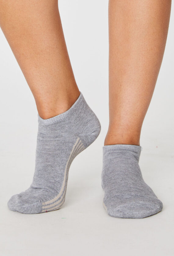 SPW248-GREY-MARLE–Solid-Jane-Bamboo-Trainer-Socks-0002.jpg