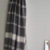 Tumehall ökopuuvillast hammam rätik 1