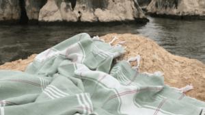 Kaunis ja praktiline hammam rätik