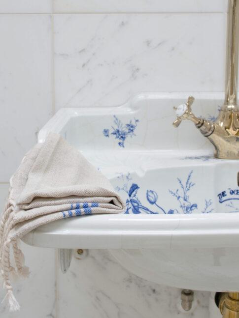 Kreeka siniste triipudega linane käterätik 3