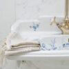 Kreeka siniste triipudega linane käterätik 2