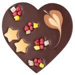 Šokolaadisüda pralineetäidisega