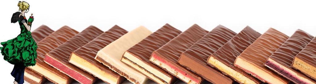 Zotter kihilised šokolaadid