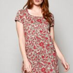 Ökopuuvillast kleit-tuunika nr 36, 38