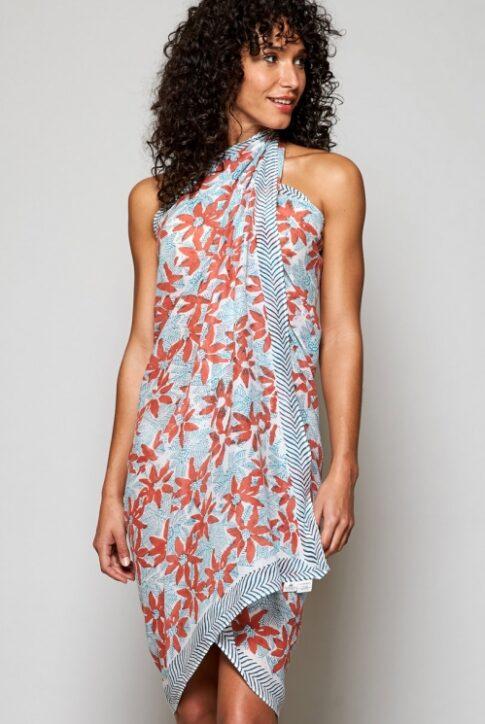 Käsitsi trükitud sarong