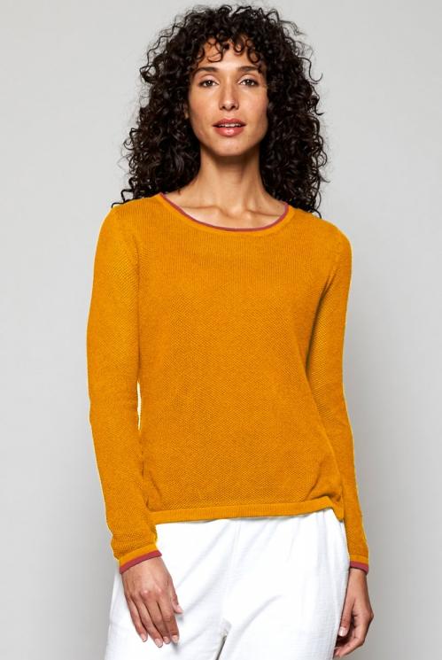 Kootud džemper