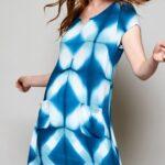 Sõlmbatikas kleit-tuunika