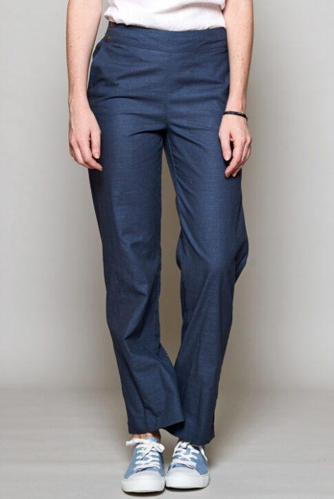 Sirge säärega püksid