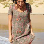 Taskutega kleit-tuunika nr 36