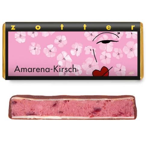 """Šokolaad """"Amarena kirsid"""" 1"""