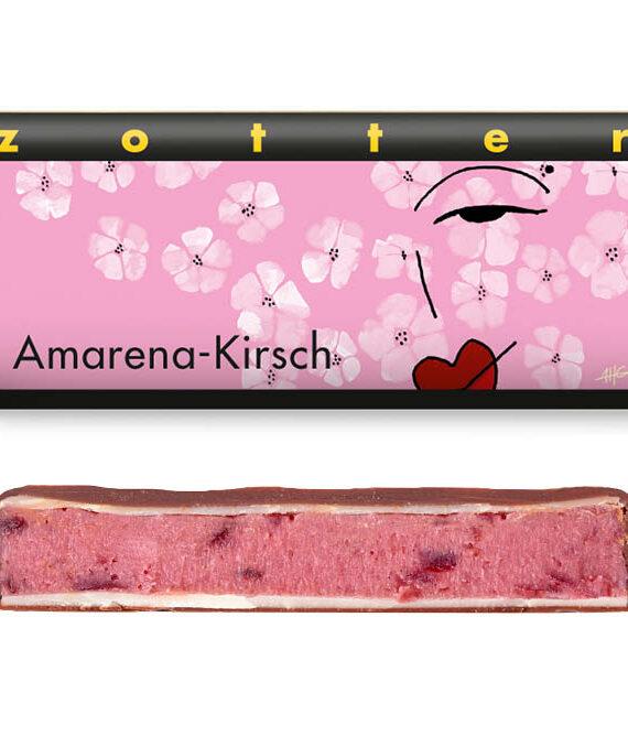 """Šokolaad """"Amarena kirsid"""""""