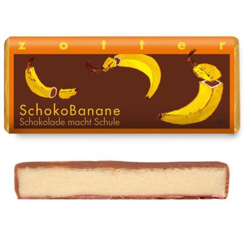 """Šokolaad """"Šokolaadibanaan"""" 1"""