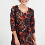 Asümmeetriline kleit-tuunika
