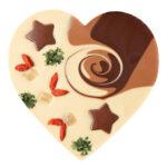 Šokolaadisüda sarapuupähkli tükikestega VEGAN