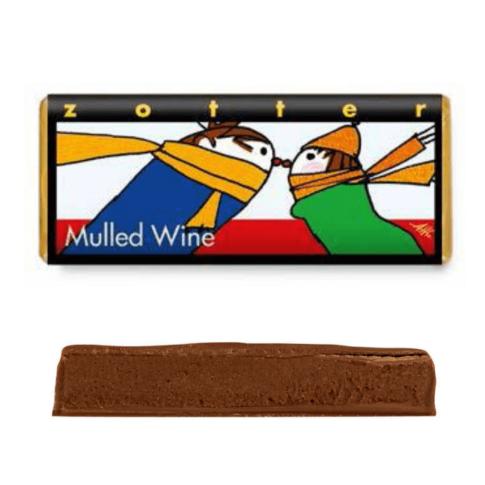 """Šokolaad """"Hõõgvein"""", Zotter"""