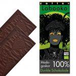 """Suhkruvaba tume šokolaad """"Madagaskar 100%"""""""