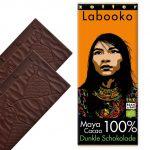 """Suhkruvaba tume šokolaad """"Maya 100%"""""""