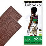 """Tume šokolaad """"Togo 68%"""""""