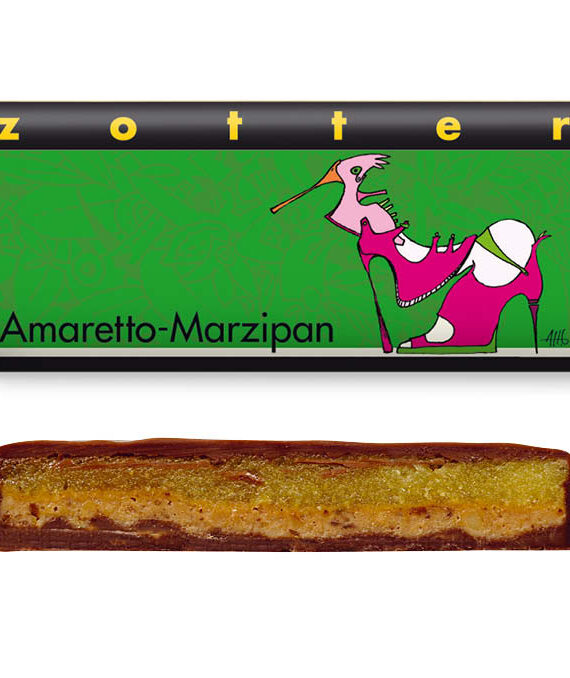 "Šokolaad ""Amaretto martsipan"""