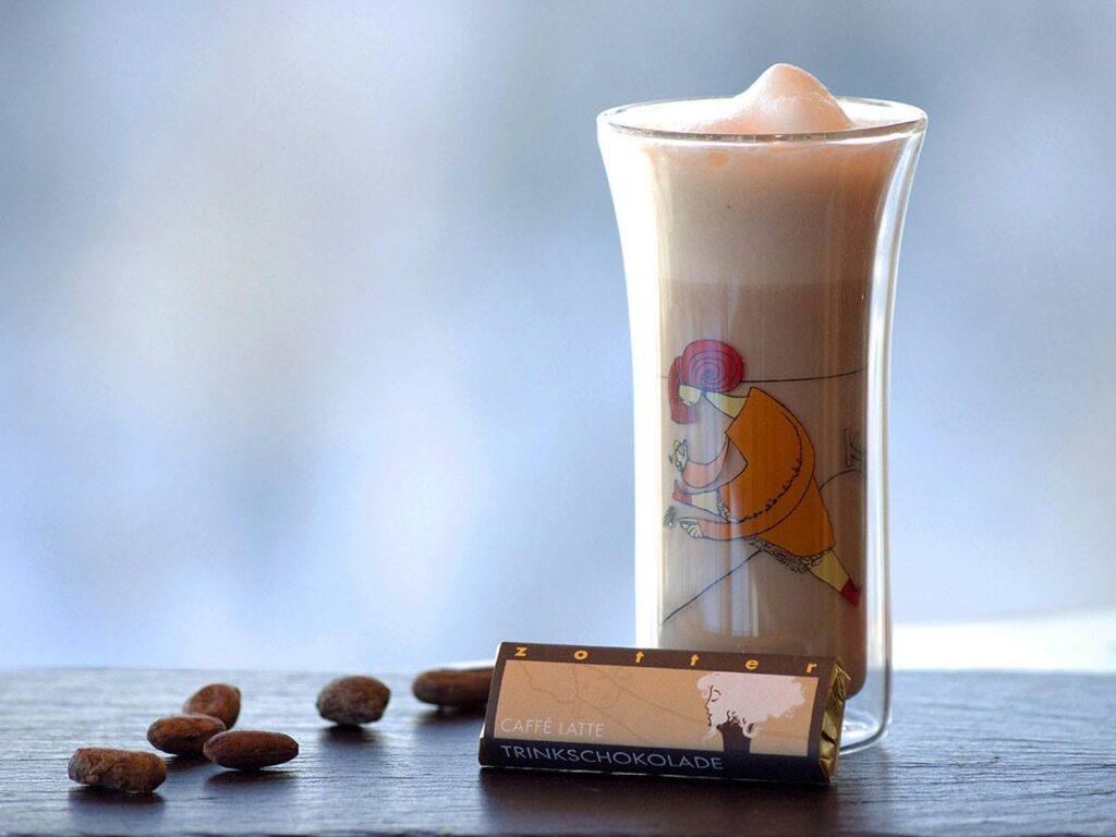 Zotteri kuum šokolaadijook - aromaatne, maitsev ja toitev elamus 1