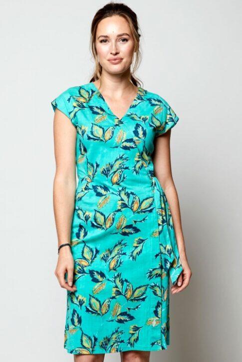 Küljelt seotav kleit