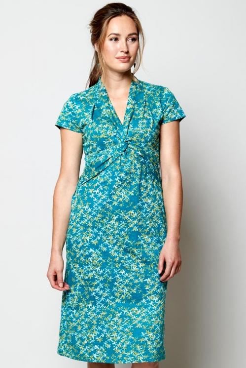 Sõlmseosega kleit