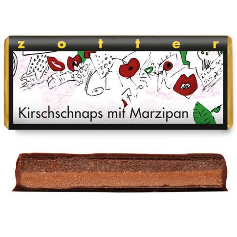 """Šokolaad """"Kirsibrändi martsipaniga"""" 2"""