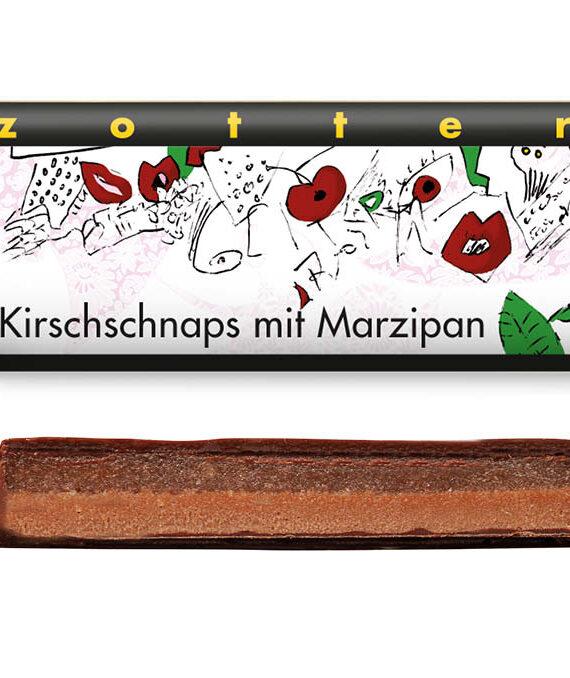 """Šokolaad """"Kirsibrändi martsipaniga"""""""