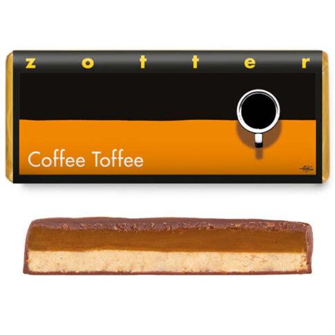 """Zotter, Šokolaad """"Kohv iirisega"""""""
