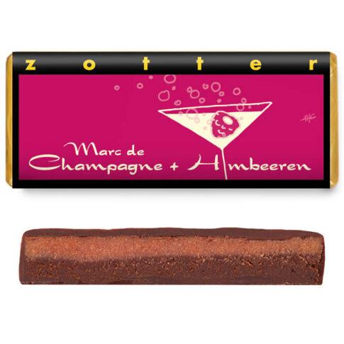 """Šokolaad """"Šampanja ja vaarikad"""" 3"""