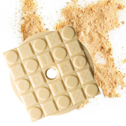 Zotter, Valge šokolaad vahtrasuhkruga