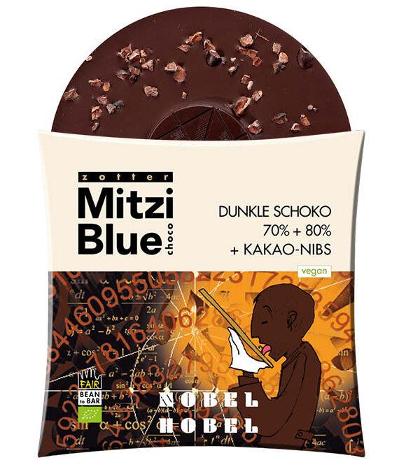 """Tume šokolaad """"Tumedad saladused"""", VEGAN"""