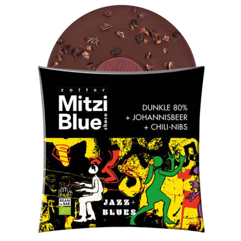 """Tume šokolaad """"Jazz ja blues"""""""