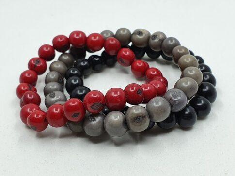 Käevõru Azaipu, punane, hall ja must
