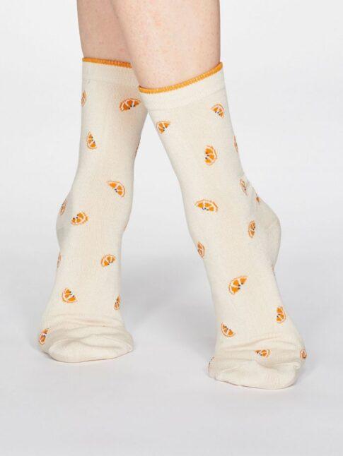 """Sokid """"Puuviljad"""", kreem"""