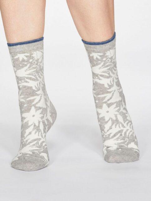 """Sokid """"Varjulilled"""", helehall"""