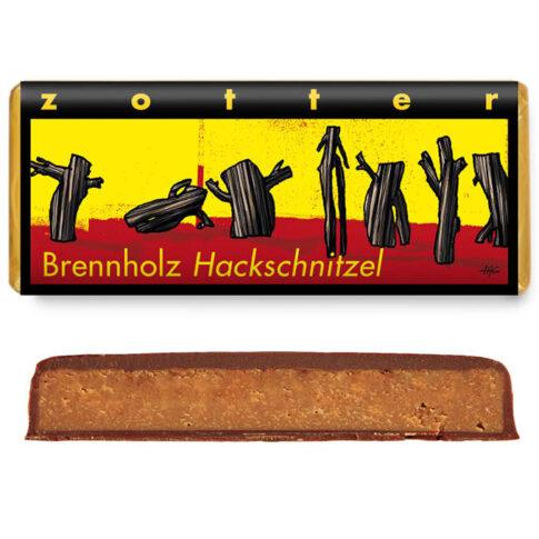 """Šokolaad """"Puubrändi"""", Zotter"""