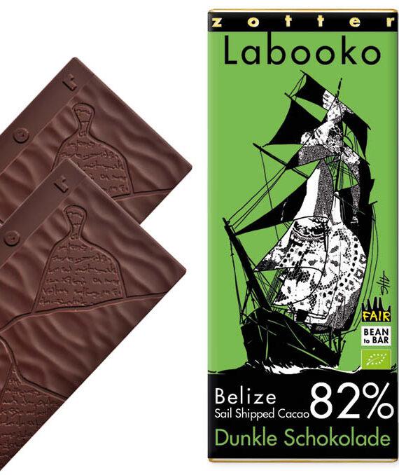 """Tume šokolaad """"Belize 82%"""""""