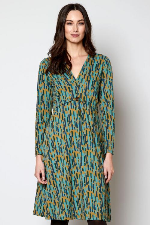 Ilunööbiga kleit